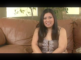 Tyung Lee (Filipino-American big beautiful woman) & Claudio Meloni (Italian)