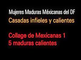 5 Maduras mexicanas Collage 1