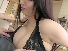 Hitomi Tanaka in Hitomi Seduces Her Roomate's Boyfriend - MilfsInJapan