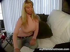 Bridgette Monroe in My Friend's Hot Mom
