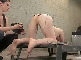 Sapphic erotica orgy