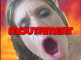 Mouth meat