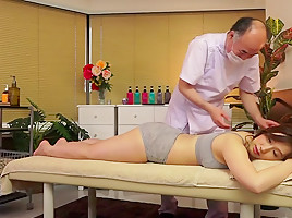 Ai Sayama in Ai Sayama Gets A Full Body Massage - MilfsInJapan