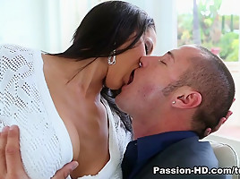Angel Dark in Red Passion - Passion-HD Video