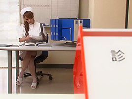 Hitomi Tanaka in Super Tits Kindness Nurse part 1.2
