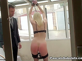 Jessica Jensen's Bondage Spankathon - PascalSsubsluts