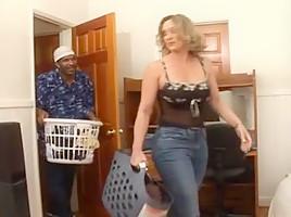 Hottest Big Tits clip with Mature,Interracial scenes