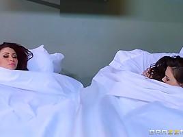 Chanel Preston & Monique Alexander & Tommy Gunn & Xander Corvus in Lets Get Facials - Brazzers