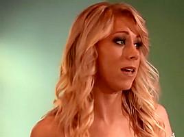 hot blonde trophy wife katie morgan fucks her step son