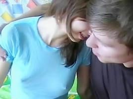 junior small tits hardcore cute russian couple