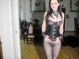 Have goth girl pussy ass seems