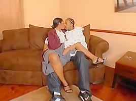 Delotta let boyfriend be first cock for daughter jazabella