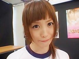 Exotic Japanese slut Fuka Nanasaki in Horny Oldie, Blowjob JAV clip