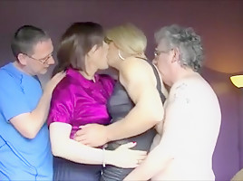 Amazing homemade shemale clip with Stockings, Guy Fucks scenes