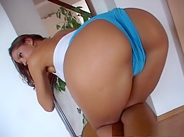 Exotic pornstar in best straight xxx movie