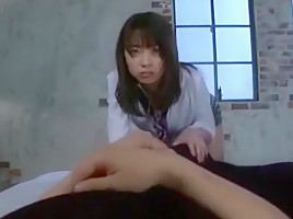 Fabulous Japanese model Momoka Kano, Yuna Shiina, Haruka Itoh in Crazy Girlfriend JAV movie