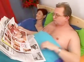 TWO GRANNY SMALL TITS AND HUGE TITS HOMEMADE SEX