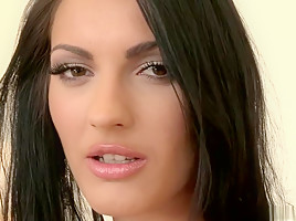 Incredible pornstar Honey Demon in best hd, solo girl adult video