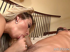Alana Love fucked in sexy lingerie
