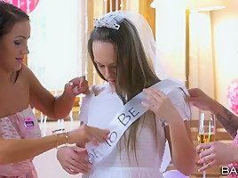 Blue Angel & Clea Gaultier in loves Bachelorettes - BabesNetwork