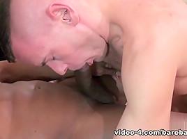 Champ Robinson and Dick Disco - BarebackThatHole