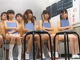 Best Japanese chick Love Satome, Anri Kawai in Horny Fetish, Medical JAV scene