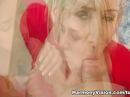 Angel Dark & Jane Darling in Sharing The Load - HarmonyVision