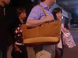 Incredible Japanese chick Sena Ayumu, Ryoka Yuzuki, Yuuka Konomi in Fabulous Bus, Small Tits JAV movie