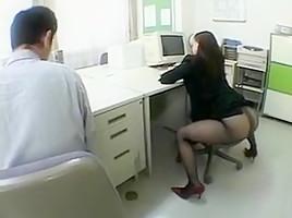 Best amateur Secretary, Ass xxx video