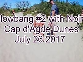 Blowbang cap agde dunes