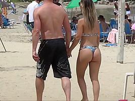 Beach voyeur special part 1