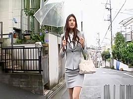 Hottest Japanese chick in Fabulous JAV Uncensored JAV clip