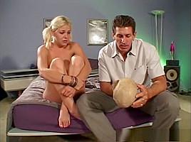 Fabulous pornstar Missy Monroe in horny blonde, tattoos porn clip