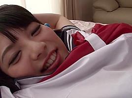 Ai Uehara in Schoolgirl Tied Up In Pleasures - JapansTiniest