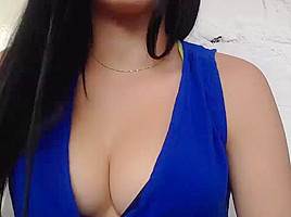 Hot Latina Teen Michelle Webcam Show 6