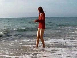 Kate - Beach