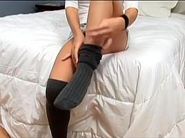 Amazing pornstar in crazy striptease, dildos/toys sex video