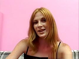 Exotic pornstar Allison Wyte in crazy dildos/toys, solo girl porn clip