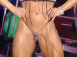 domination videos women Muscular
