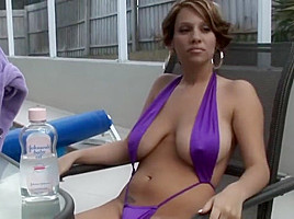 Exotic Japanese whore in Hottest Outdoor, MILF JAV scene