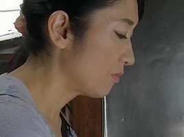 Hottest Japanese whore in Exotic Cuckold JAV movie