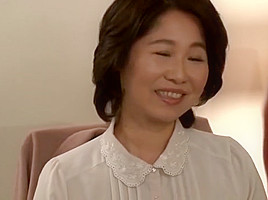 Exotic Japanese slut in Hottest MILF, Granny JAV scene