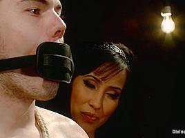 Isis Love & Hayden Russo in Ode To Meninpain.Com - DivineBitches