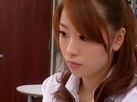 Crazy Japanese model Saki Hatsuki in Hottest Changing Room, Deep Throat JAV video