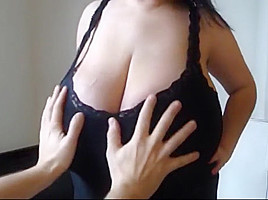 Alice saggy huge breast tits