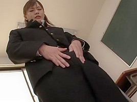 Crazy Japanese girl in Best Fetish JAV clip