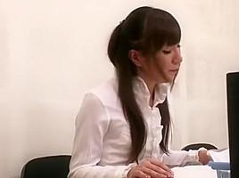 Best Japanese girl in Incredible JAV movie