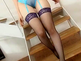 Exotic homemade Lingerie, Big Tits xxx movie