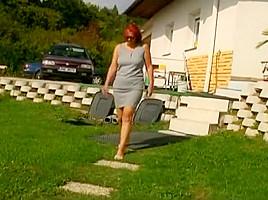 Best amateur Mature, Redhead porn video