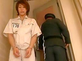 Horny Japanese model in Crazy BDSM JAV clip